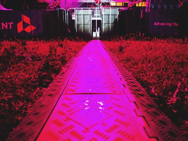 Night Concert Laser Lights  Lights Lights In The Dark Lights And Shadows Minimalist Grass Middle Line Arts Culture And Entertainment The Week On EyeEm Minimalism Illuminated Multi Colored Stage - Performance Space Performing Stage Outdoors Concert Outdoors Built Structure Little Door  Pink Light EyeEmNewHere Perspectives On Nature Be. Ready.