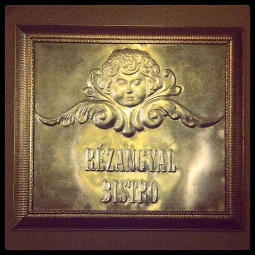 Rezangyal Bistro logo