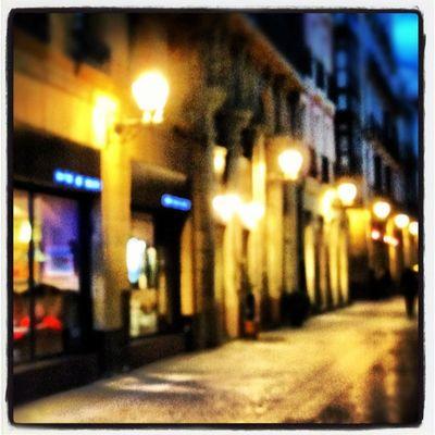 Mi Bilbao Snapseed by Negua