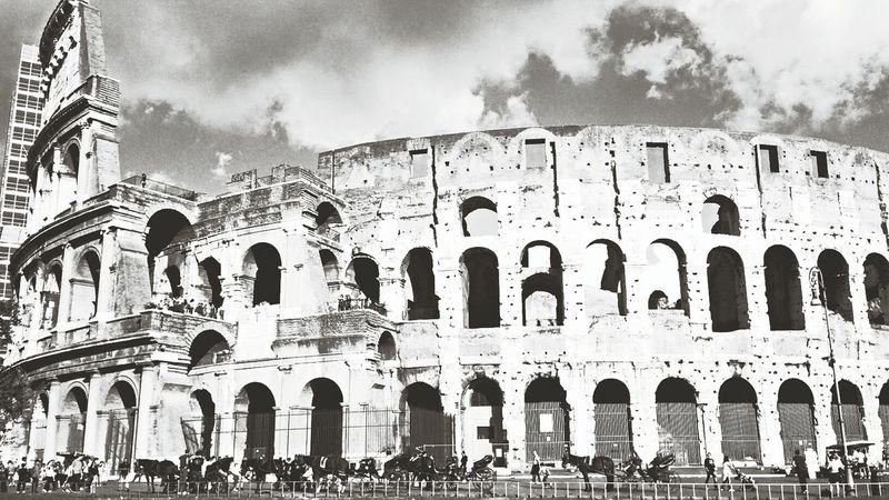 Blackandwhite Roma