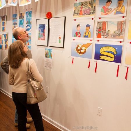 "Felipe Galindo's ""Frida's New York"" exhibit now on display at @wordupbooks through December 2013. Instagramuptown Uptown Washingtonheights Inwood newyorkcity newyork art exhibit fridakahlo mexico"