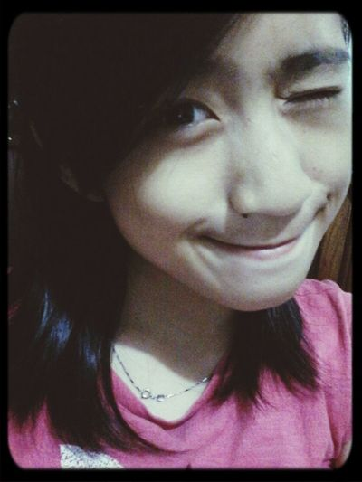 Smile ✌ Goodnight✌ Thanks♥ First Eyeem Photo
