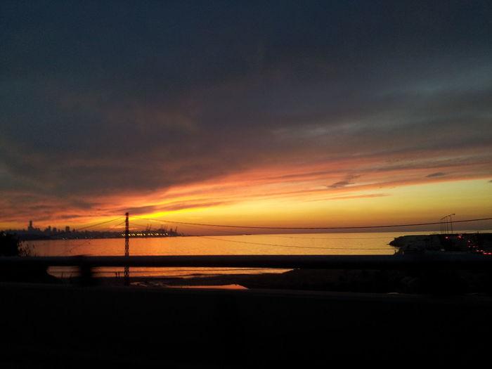 Beautiful Sunset 10/2/2014