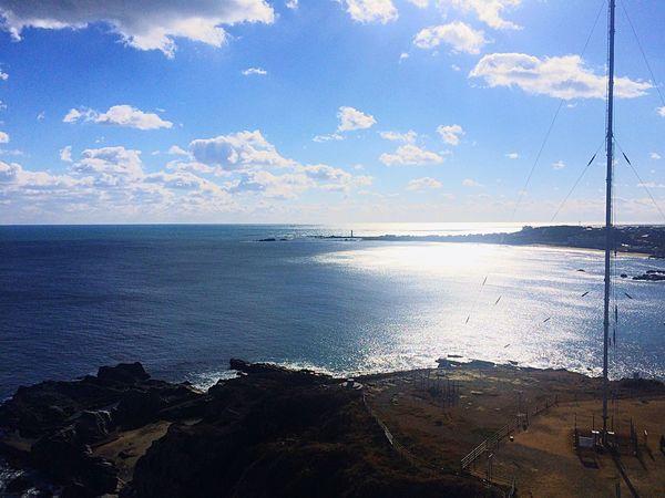 beautiful sea Sea Beach Sky Nature Beauty In Nature Japan My Favorite