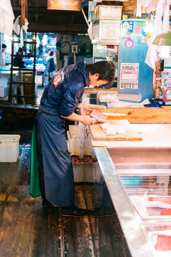 Tsukiji Fish Market Hanging Out Hello World Japan