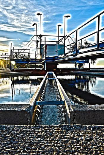 Decantador Agua