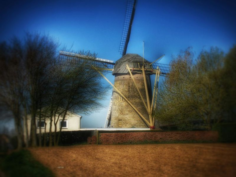 Windmill Bemelen World_besthdr Lovelynatureshots Collection _ Hdr_oftheworld Bns_alleurope MyHdrWorld ,