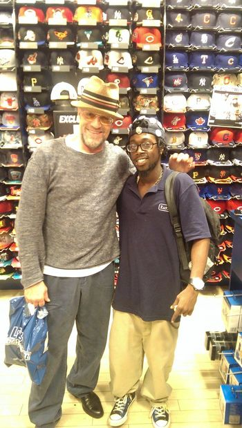 Me and Michael Rooker Celebrities