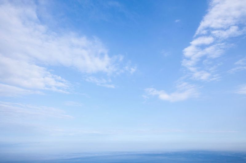 Sky Cloud - Sky Beauty In Nature Low Angle View Nature Blue Scenics Day Tranquility No People Tranquil Scene Outdoors