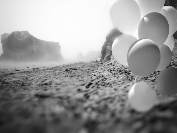 White Baloon Hidden Gems  Home Is Where The Art Is Showcase August 2016 White Balloons Eye4black&white  EyeEm Masterclass Eye4photography  Shootermag EyeEm Best Shots Exceptional Photographs Beach Photography Fog_collection Telling Stories Differently Light And Shadows Fine Art Photography Life Is A Beach Look What I Found ! Live For The Story