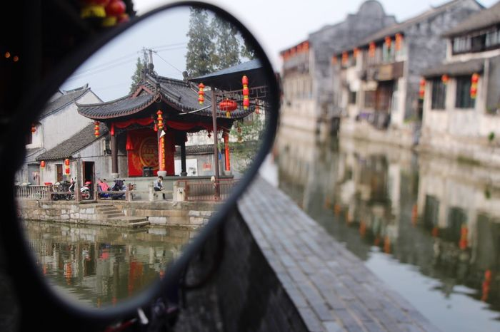 Check This Out Hello World Hanging Out Architecture Water Water Reflections Reflection Asian Culture EyeEm Best Shots Eye4photography