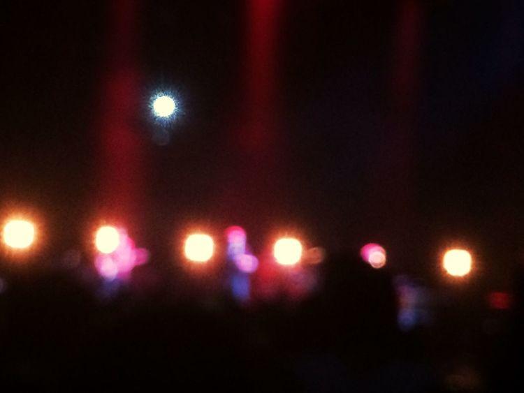 Glitch U2 Concert Antwerp