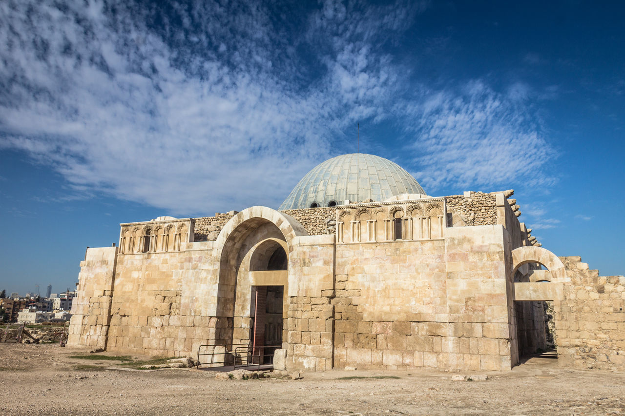 dome, architecture, built structure, building exterior, history, travel destinations, sky, cloud - sky, place of worship, day, outdoors, no people