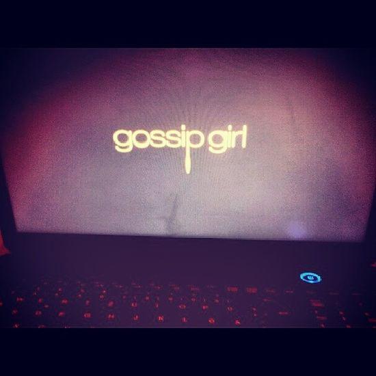 A Perfect Evening Goodmovie instamovies ilovegg gossip girl! :)