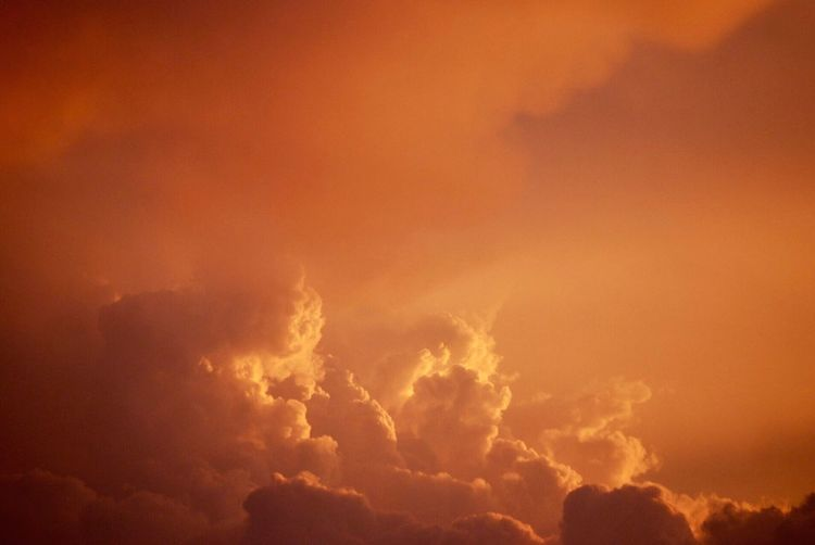 Heaven Orange Color Warm Colors Heaven EyeEmNewHere Cloud - Sky Sky Beauty In Nature Sunset Nature No People Orange Color Backgrounds Environment Outdoors Dramatic Sky Cloudscape Idyllic Scenics - Nature Sunlight Atmosphere Tranquil Scene Power In Nature EyeEmNewHere EyeEmNewHere EyeEmNewHere #FREIHEITBERLIN The Great Outdoors - 2018 EyeEm Awards