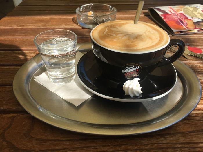 Kaffee Relexing