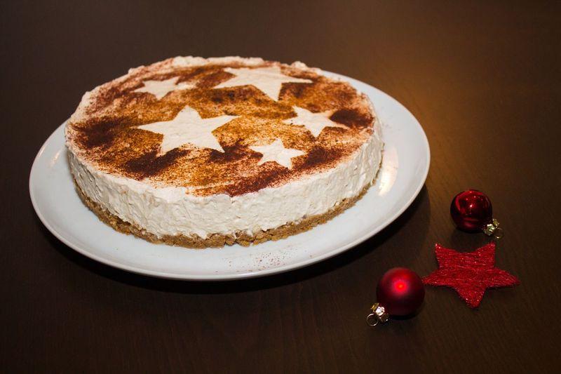 Zimtkuchen Zimt Kuchen Torte Dessert Weihnachten Weihnachtsgebäck Cinnamon Cake Christmas Canela Pastel Pastel De Canela Navidad Postre Visual Feast