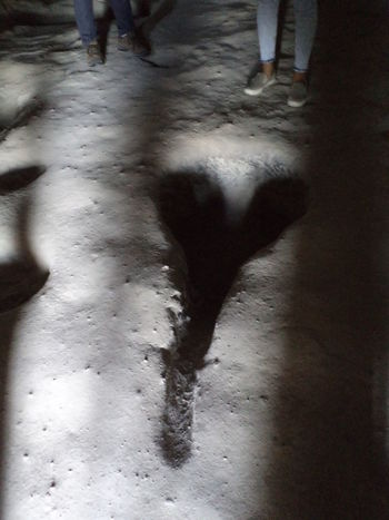 Heart Downtown Human Body Part Human Representation Light And Shadow Old Town Rock Underground Life
