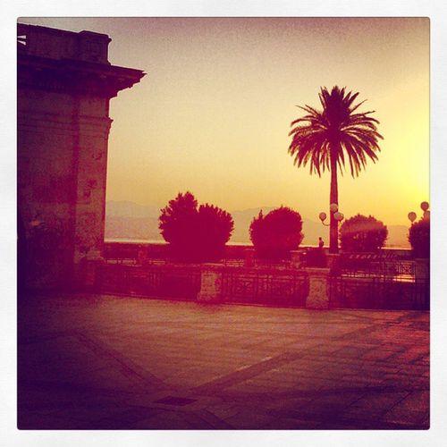 Cagliari Bastione Tramonto