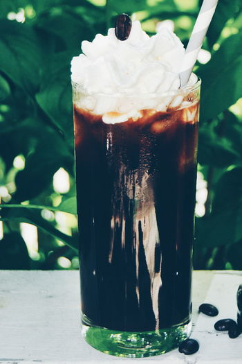 Liquid Lunch Icedcoffee Wipped Cream Summer