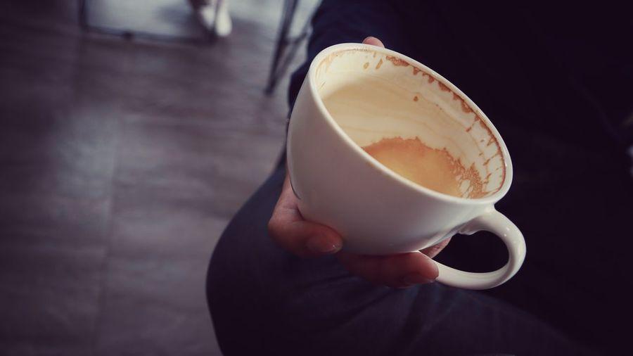 Dry Cup Coffee