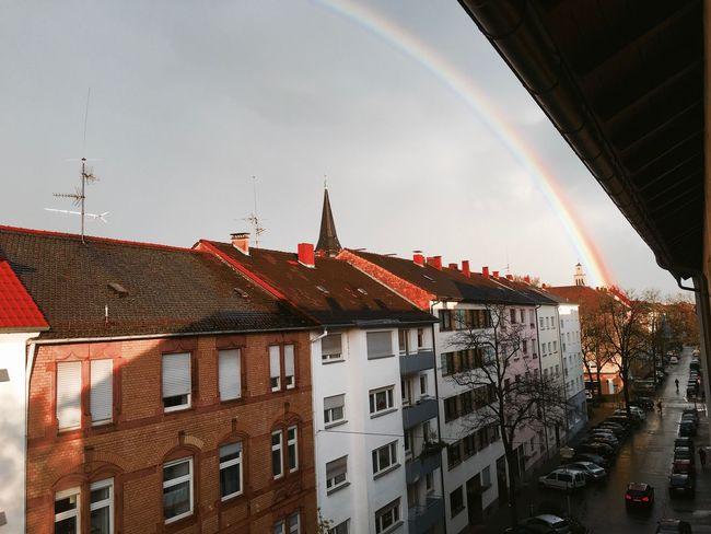 Germany Mannheim Rainbow