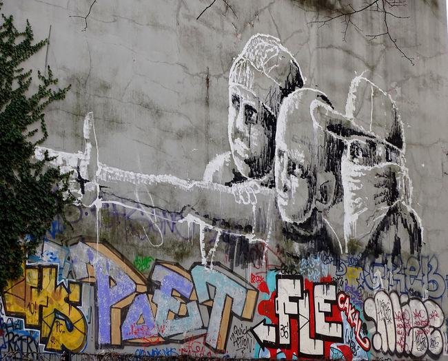 Graffiti Full Frame Architecture Berliner Ansichten Kreuzberg Graffiti Art Graffiti & Streetart Graffitiart EyeEm Gallery EyeEm Best Shots