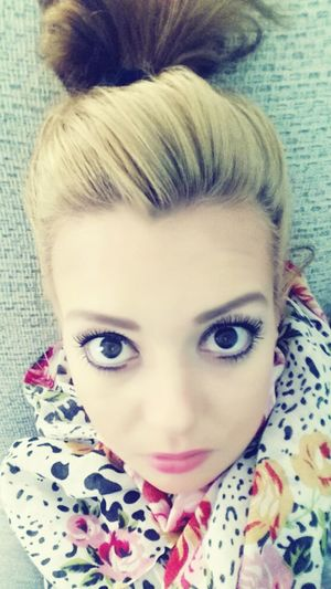 Cetinözman-make-up-arts Cetinoezman-arts Big Eyes O.O That's Me Faces Of EyeEm Selfies Big Eyes♡ Big Eyes Eyes Portrait