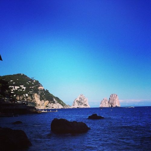 Day trip to Capri! Capri Napoli Italiaig Whycantilivehere