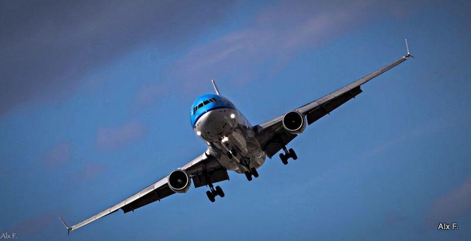 DC-10 KLM DC10 Airplane Airplane Landing