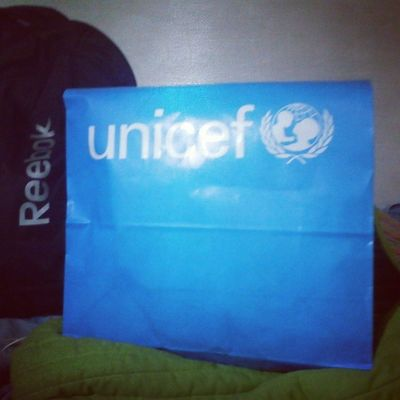 Ya tengo el Kit para la Carrera de Unicef por la Educación