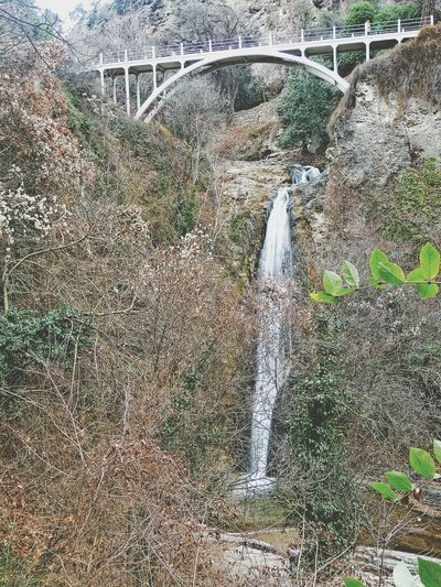 Day Outdoors Nature No People Water Waterfall Tbilisi Botanical Garden The Secret Spaces