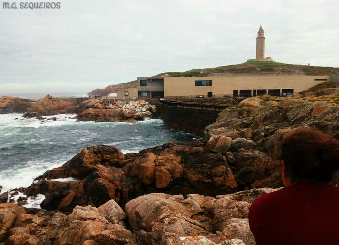 Vistas preciosas Coruña TorreDeHercules