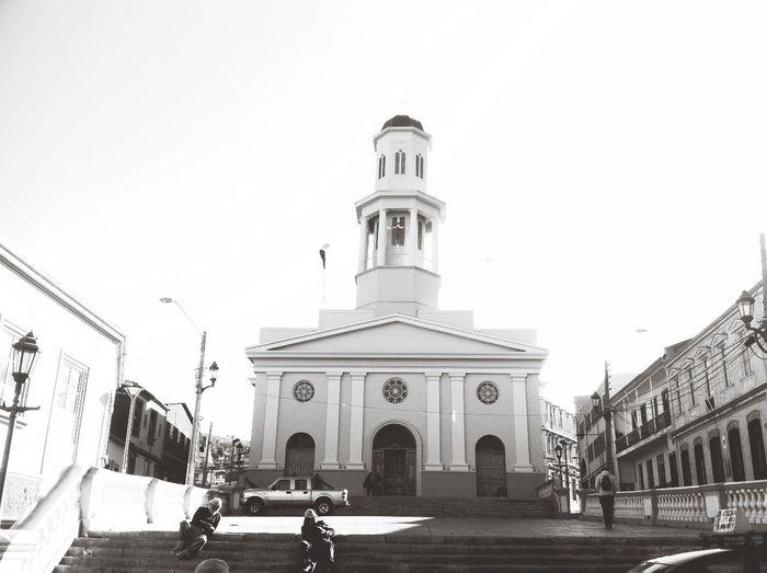 iglesia la matriz valparaiso