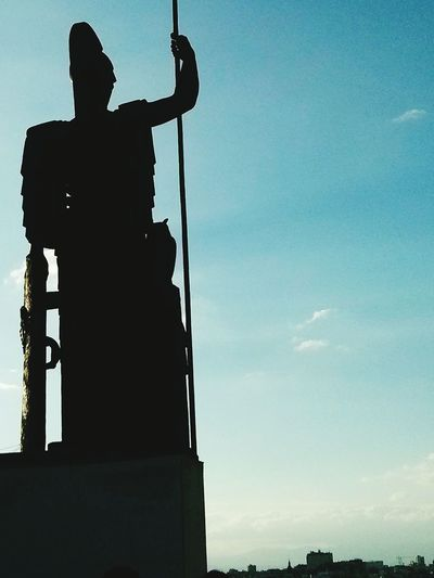 Minerva over Madrid