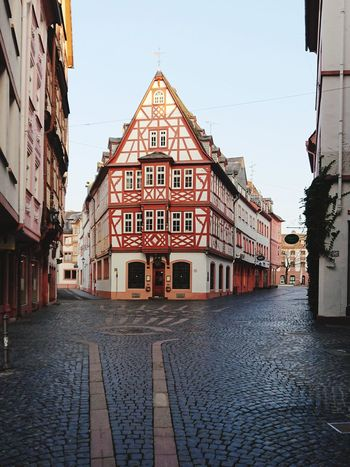 Half timbered... Half Timbered EyeEm Selects Architecture History Travel Destinations Building Exterior Day No People Built Structure Outdoors City