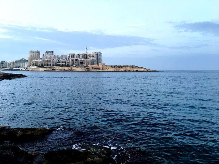 Sliema View Of Sliema Malta City Malta City Scape Sliema Scape City Scape Of Sliema