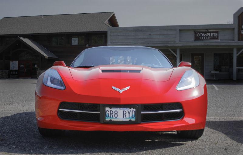 Stingray Car