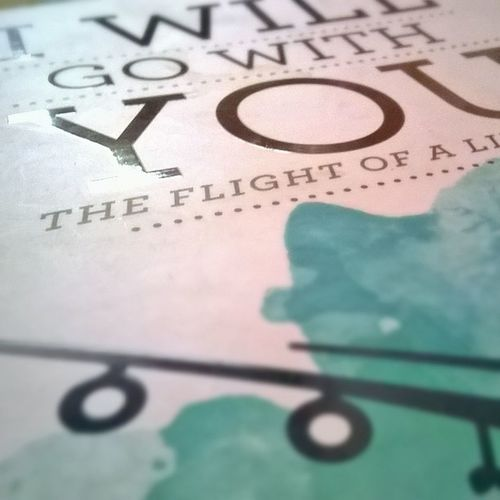 Started new Book 📚 IWillGoWithYou TheFlightOfALifetime Priyakumar