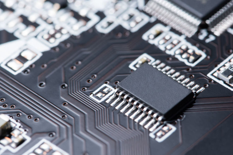 Electronic chip Backgrounds Circuit Board Close-up Computer Chip Computer Equipment Electrical Equipment Electronics Industry Full Frame Futuristic Hard Drive Mother Board No People Technology