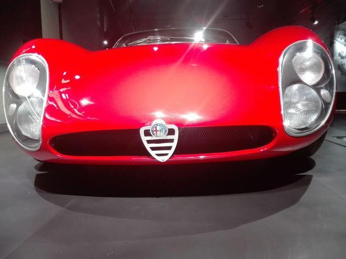 Alfa Romeo Museoalfaromeo Alfaromeo33stradale Huaweiphotography Huawei P8 Lite Cheese! Car Topcar Alfacorse