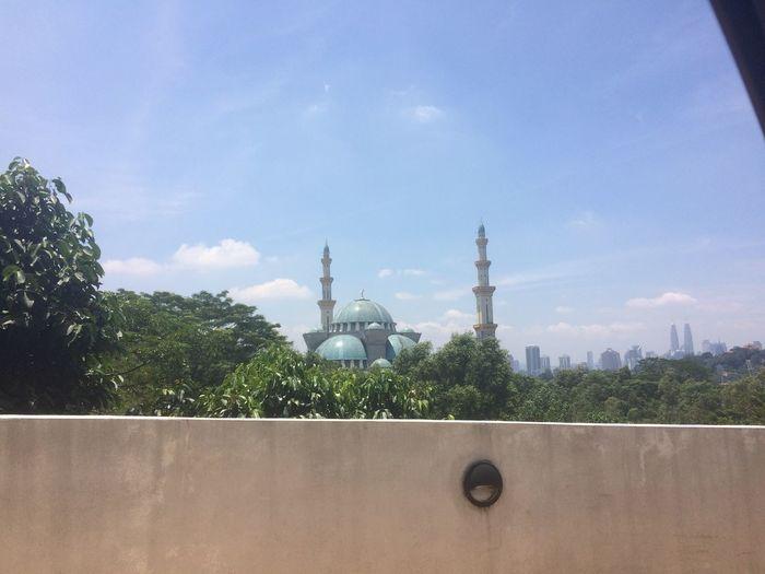 masjid welayah