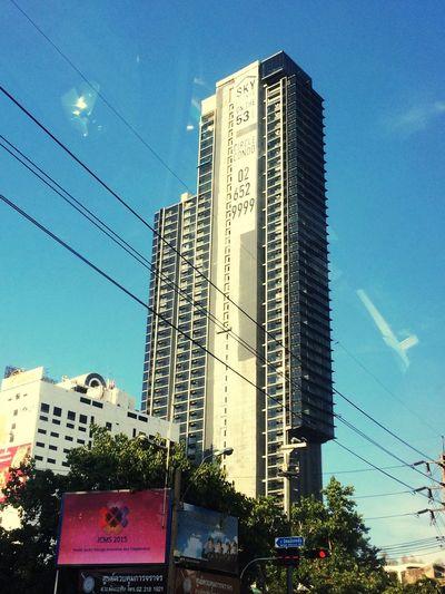 Long Tall Building Thailand