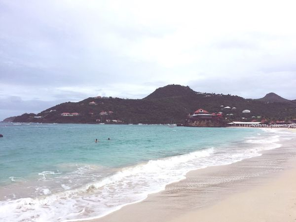 Beach Beachphotography Plage Vacation Holiday Beach Day Turquoise Water Caribbean Summer Summertime St Barths Island Sea Seaside Seascape Sea Shore Shore Coast Coastline Waves Nature Landscapes With WhiteWall
