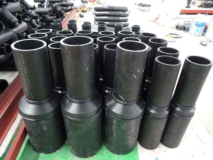 Black Color Building Construction Construction Site Construction Work Fittings Mechanic Mechanical PE Pipe Pipe Pipeline Pipes Piping Plant POLY Polyethylene Polyethylene Pip Project Pvc Pipe Spare Parts Welding