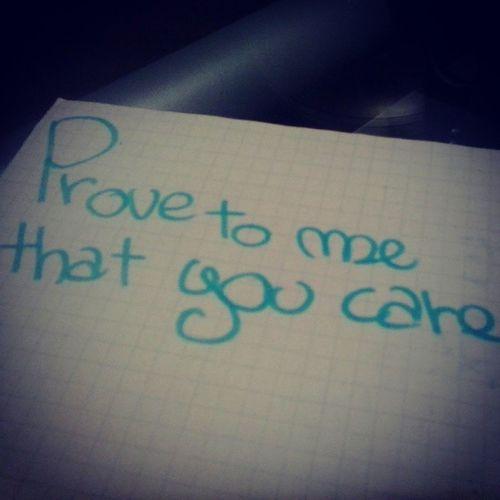 Prove To  Me Love reality remember write lightblue page diary mine you