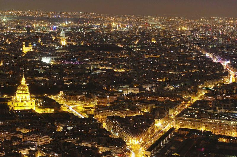 Paris France Europe Lights Night Landscape Urban Wide Angle Canon Canonphotography EyeEm Best Shots Long Exposure