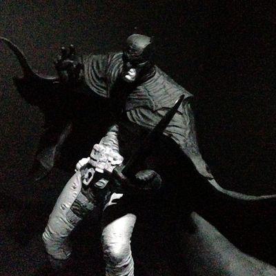 The very Dark Knight