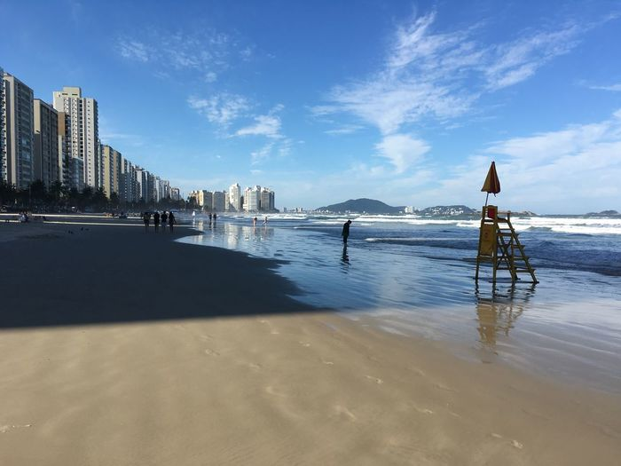 Beach Sea Men Brazil