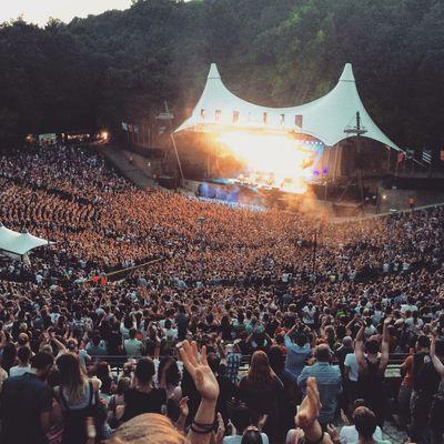 Berlin Waldbühne Concert Konzert Mumfordandsons Live Music Atmosphere Discover Berlin
